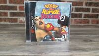 Ready 2 Rumble Boxing: Round 2 (Sega Dreamcast, 2000) tested