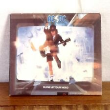 AC/DC Blow Up Your Video CD Album 2003 Epic Playgraded M-