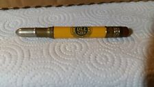 "Vintage ""Handy & Harmen Precious Metals, Dee Gold"" Bullet Pencil"