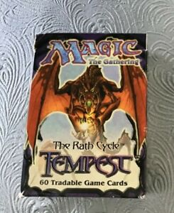Magic the Gathering MTG The Rath Cycle Tempest 60 Tradable Cards Deck 1997