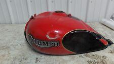 03 Triumph Speedmaster Gas Fuel Petrol Tank