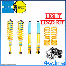 "Toyota Prado 120 Series Bilstein B6 King Coil Spring LIGHT COMPLETE 2"" Lift Kit"
