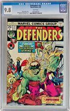 The Defenders #22 (1975 Marvel) Cgc 9.8 Nm/Mt Gil Kane & Joe Sinnott cover White