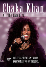 DVD Chaka Khan Tutti Hits Live