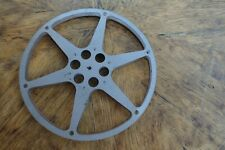 """16 MM 15"""" Metal Motion Picture Film Take Up Reel Expedited Shipping"""