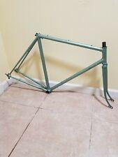 Vintage brev campagnolo road bike frame
