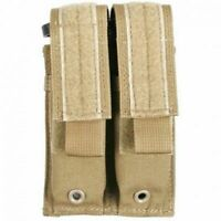 BlackHawk 37CL09CT Double Pistol Mag Pouch Coyote Tan - Molle