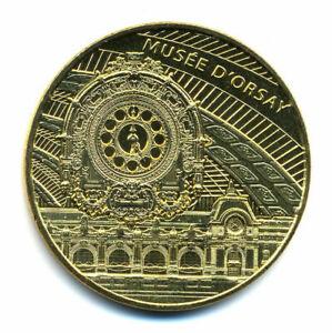 75007 Musée d'Orsay, Horloge, 2021, Monnaie de Paris