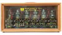 Vintage Industrial Electronics Kit BE-7-E, Tube Technology