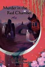 Murder in the Red Chamber by Taku Ashibe (2012, Paperback)