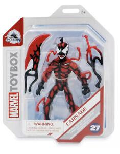 Disney Marvel Carnage Action Figure Toybox