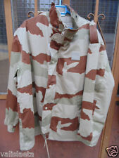 ANORAK CAMOUFLAGE DESERT ARMEE FRANCAISE TAILLE 120L / GRANDE TAILLE