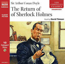 Very Good, The Return of Sherlock Holmes (Classic Literature with Classical Musi