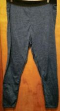 ClimateSmart Cuddl Duds Women's  XX-LARGE Fleeced Lined Base Layer Pants 2XL EUC