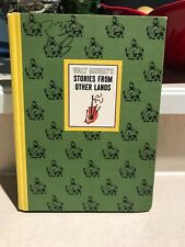 Walt Disney's Stories from other Lands 1965 Vintage Hc Book Photos illustrations