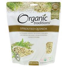 Germés quinoa, 12 oz (environ 340.19 g) (340 g) - Organic Traditions
