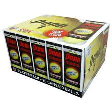 Penn championship extra duty tennis balls, 20-Pack (60 Balls)