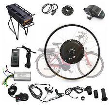 Electric Bicycle Ebike Conversion e Bike Kit Rear Wheel 48V 500W Motor 2017