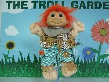 "Patches w/Tag - 8"" Russ Wee Troll Kidz - New Store Stock With Minor Flaw"