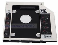 2nd HD SSD Hard Drive Caddy for Toshiba Satellite C50-A-157 C75-A-14D C50D-A-13G