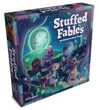Stuffed Fables An Adventure Book Board Game Plaid Hat Games PH2200 Storytelling