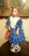 """""""Giselle"""" Bisque Doll By Roelie Broeskma-Müeller (Repro)By R Morris"""