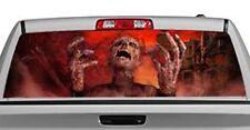 Truck Rear Window Decal Graphic [Arisen Zombie] 20x65in DC38601