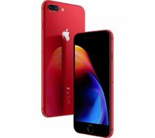 APPLE iPhone 8 Plus Red Special Edition - 64 GB, Red
