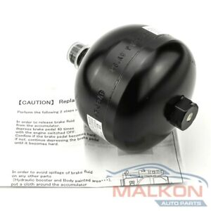 BRAKE MASTER CYLINDER ACCUMULATOR FOR MITSUBISHI PAJERO NM 99-06 4630A171