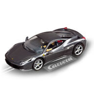 Carrera Digital132 30565 Ferrari 458 Italia grau   NEU