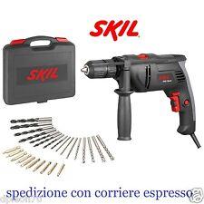 Skil Trapano a percussione 850W Mandrino Autoserrante + 32 accessori Mod.1021AD