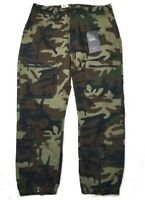 Levi's Mens Loose Fit 8 Pocket Camo Utility Cargo Joggers Size 42 NWT