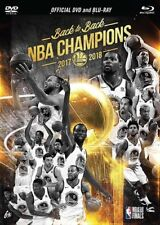 2018 NBA Champions Golden State Warriors [New DVD] With Blu-Ray, 2 Pack