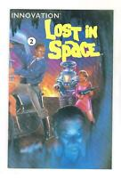 LOST IN SPACE 2, VF/NM (9.0 )JASON PALMER PAINTED COVER (SHIPS FREE) *