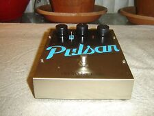 Electro Harmonix Pulsar, Early Version, Variable Shape Tremolo, Guitar Pedal