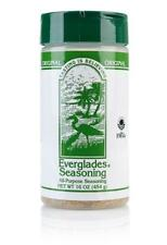 Everglades Seasoning Original All Purpose  - 452g - Florida USA Pork Fish Steak