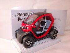 "Renault Twizy Red Die Cast Metal Model Car 5"" Collectable New"
