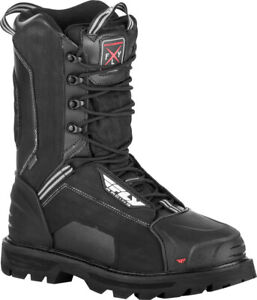 New Mens FLY Racing BOULDER SNOW BOOT Snowmobile Winter
