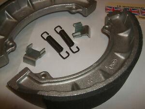 """z Triumph BSA TLS Twin Leading Brake 6 pce kit @ 8""""   W1996 37-1996 €FF JAN21 #1"""