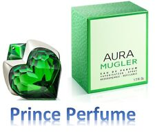 THIERRY MUGLER AURA EDP REFILLABLE TALISMAN NATURAL SPRAY - 50 ml