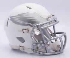NFL American Football PHILADELPHIA Eagles GHIACCIO alternativo Riddell MINI CASCO