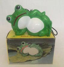 Happy Frogs Radio mit Karton aus Gewinnspiel Überraschungspost Deutschland 1986