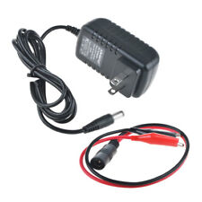 6v Battery Charger for 6 Volt Primos Steroid & Moultrie Feeder & Camera Battery