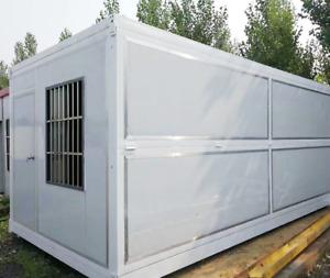 Standard Foldable Module- Panel Sandwich Prefabricated Container House