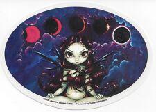 Eclipse Fairy Sticker Car Decal Jasmine Becket-Griffith faerie faery
