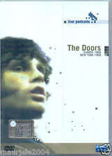 The Doors. Live in Europe 1968 Live New York 1969 (2005) DVD NUOVO SIGILLATO