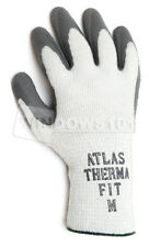 6 Pairs Atlas Showa Fit 451 - 300i Thermal Fit Rubber Coated Work Gloves Warm