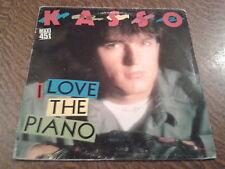 maxi 45 tours kasso i love the piano