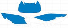Adesivi Tabelle Husqvarna  2014  azzurro - adesivi/adhesives/stickers/decal