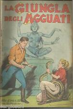 ALBO D'ORO #  133-LA GIUNGLA DEGLI AGGUATI - 6 NOVEMBRE 1948 - ORIGINALE
